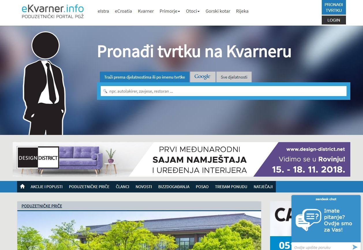 eKvarner banner